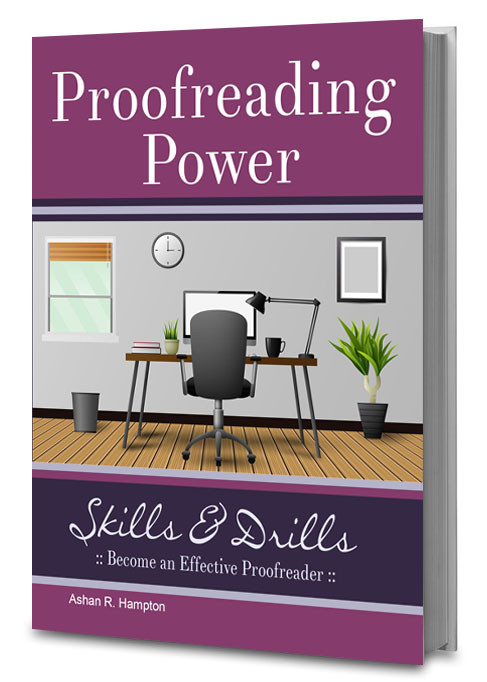 proofreading power skills and drills ordering link