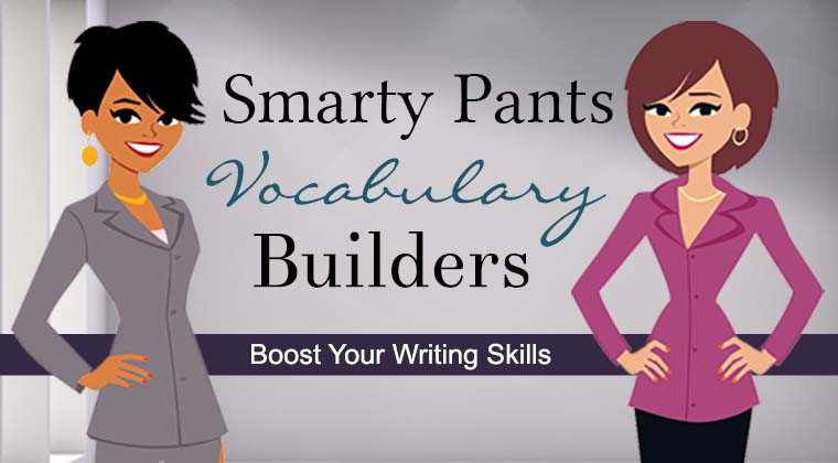 Smarty Pants Vocabulary Builders Online Class