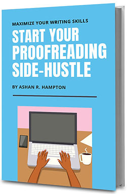 freelance proofreader book