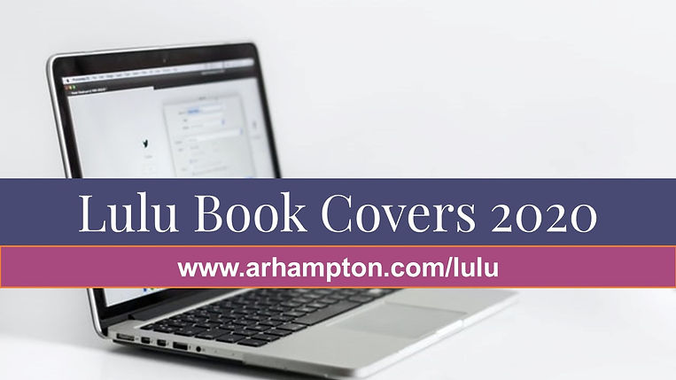 lulu book cover class