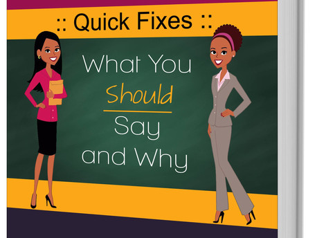 Urban Grammar Quick Fixes Book