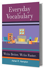 everyday vocabulary book