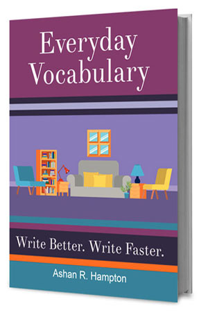 Evaryday Vocabulary Builders Book by Ashan R. Hampton