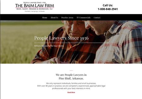 The Baim Law Firm