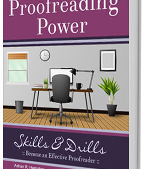 Proofreading Power Skills & Drills Book