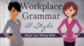 workplace grammar online class