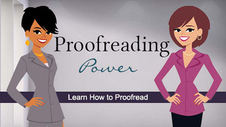proofreading course online