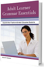 adult learner grammar essentials