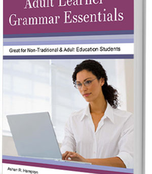 Adult Learner Grammar Essentials Book