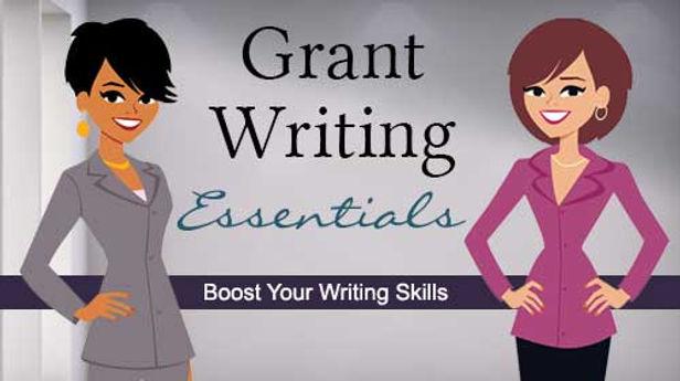 grant writing essentials online class