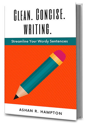 clean concise writing book