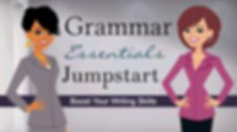 grammar essentials jumpstart class