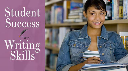 student success writing skills class
