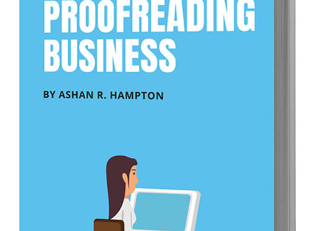 Start Your Proofreading Business