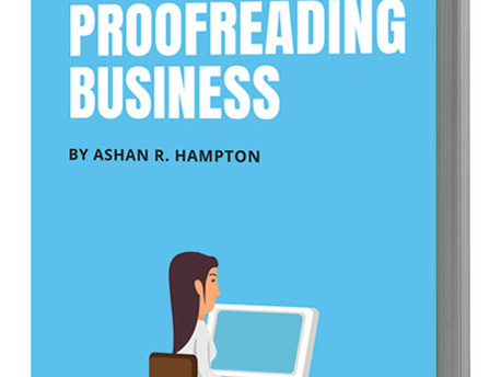 Start Your Proofreading Business Book