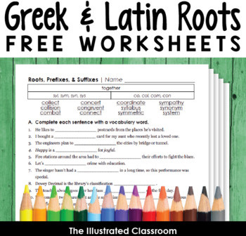 Free K-12 ELA Worksheets and Printables #9