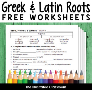 Free K-12 ELA Worksheets and Printables #9