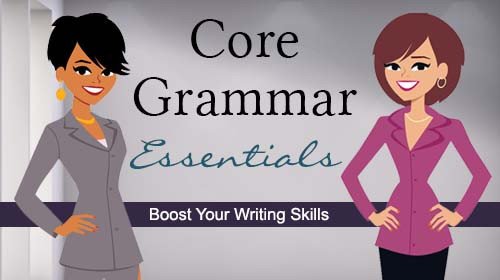 core grammar essentials online class
