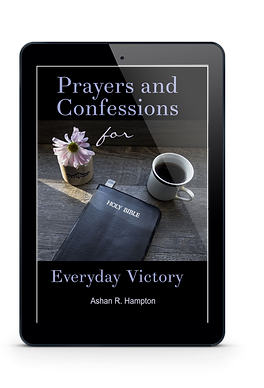 prayer and confessions for everyday victory book