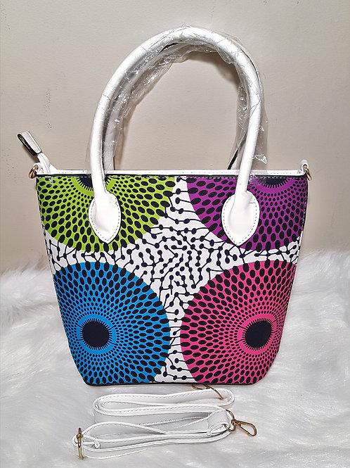 Ankara Print Cross Bag