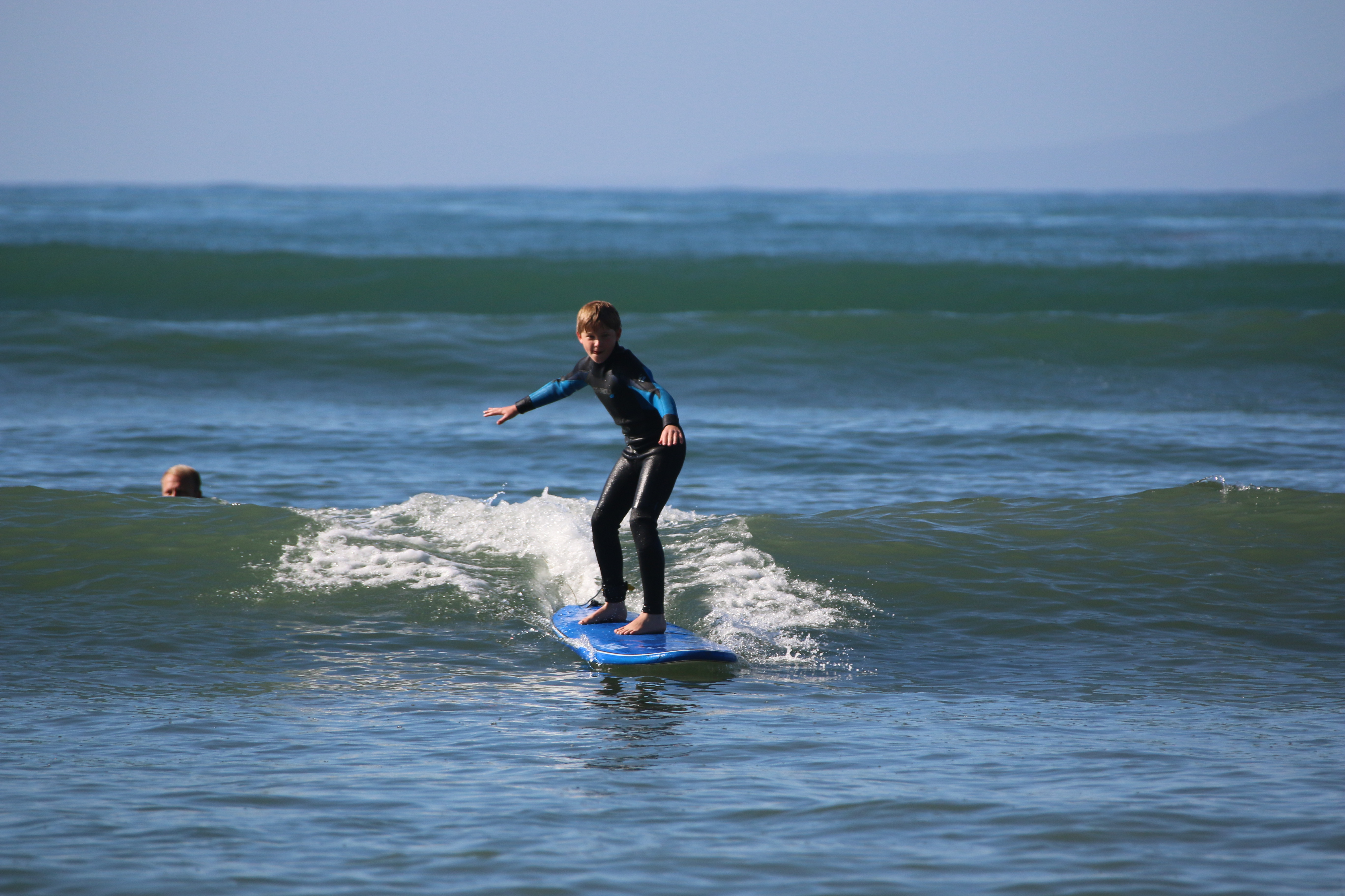 Boys After School Surfing Progam Ventura