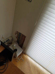 Dix Hills NY, Drywall Repair Before