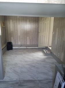 North Babylon NY, Garage Conversion After