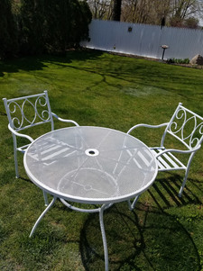 North Babylon NY, Furniture Painting After