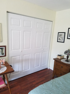 Islip NY, Bifold Closet Door Installation After