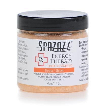 SPAZAZZ Energy Therapy
