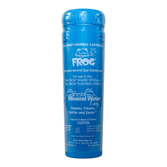 Frog Mineral Cartridge