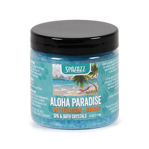 SPAZAZZ Aloha paradise