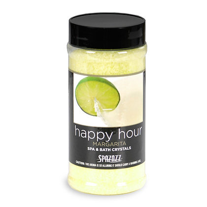 SPAZAZZ Happy hour