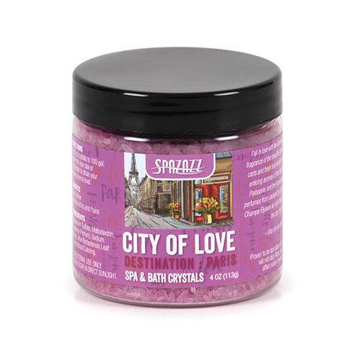 SPAZAZZ City Of Love
