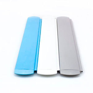 Slatted cover colour options