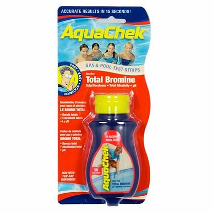 Aquacheck Strips Bromine