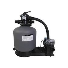 Above Ground Poolstyle Pump & Filter Combo Set