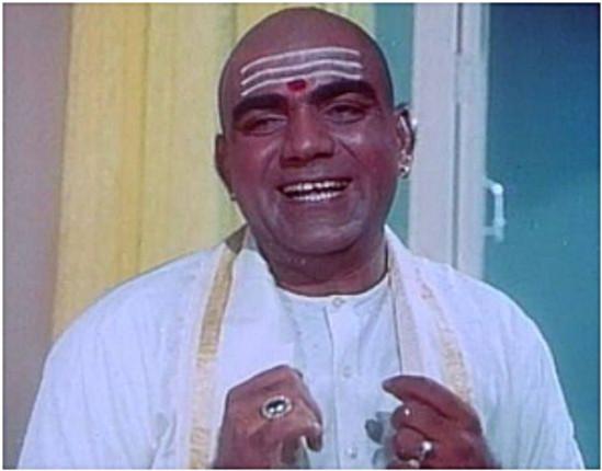 Bollywood-Comedian-Mehmood-Ali-Photograph