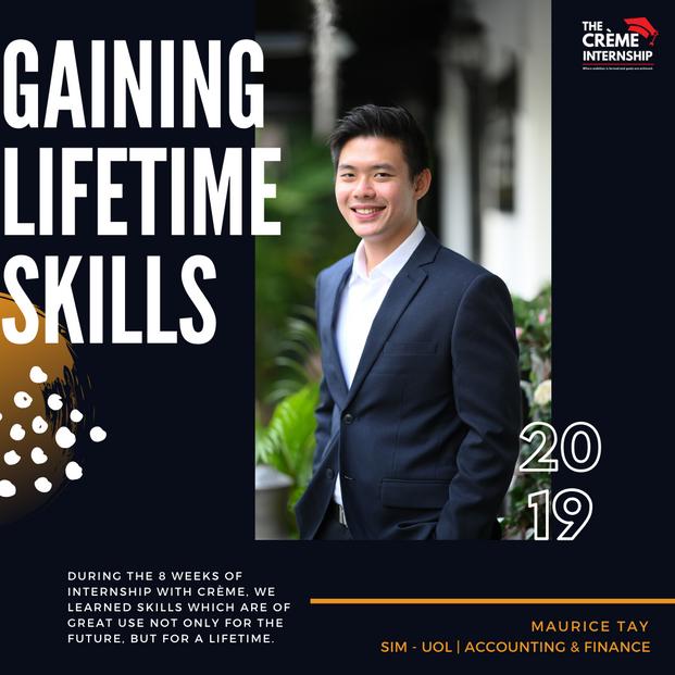Gaining Lifetime Skills