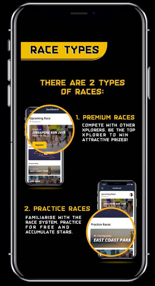 Select a Race