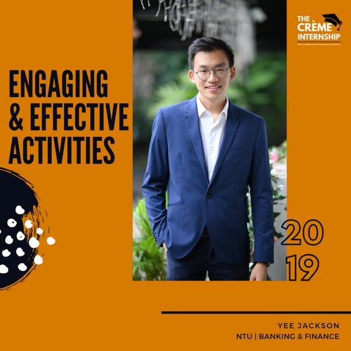 Engaging & Effective Activities