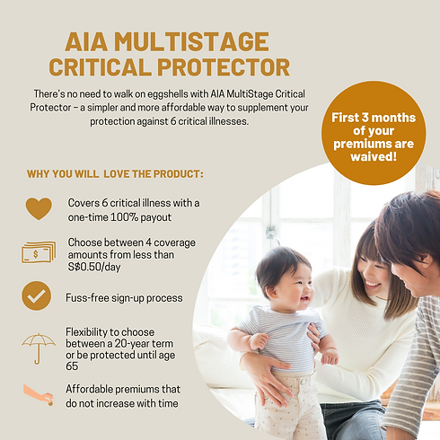 Aegis MultiStage Critical Protector