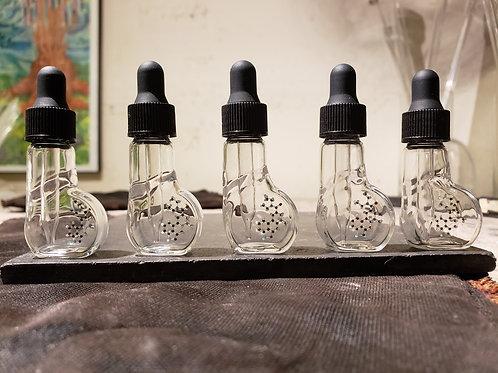 LSD Molecule Dropper Vial