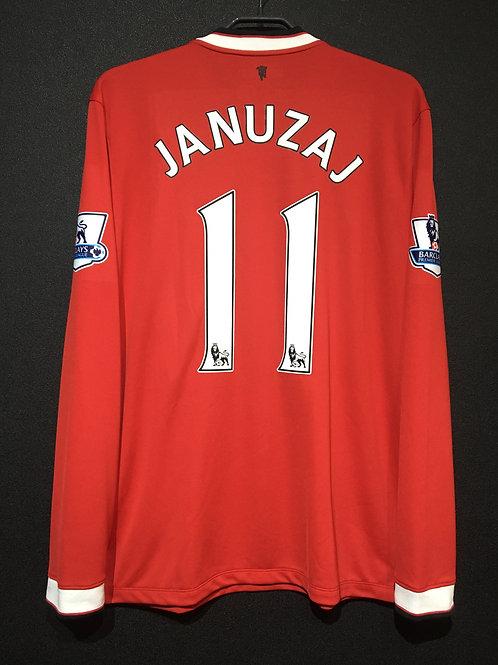 【2014/15】 / Manchester United / Home / No.11 JANUZAI