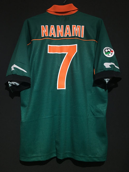 【1999/2000】 / Venezia F.C. / 3rd / No.7 NANAMI