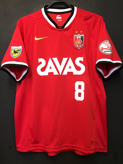 【2007】 / Urawa Red Diamonds / Home / No.8 SHINJI(ONO)