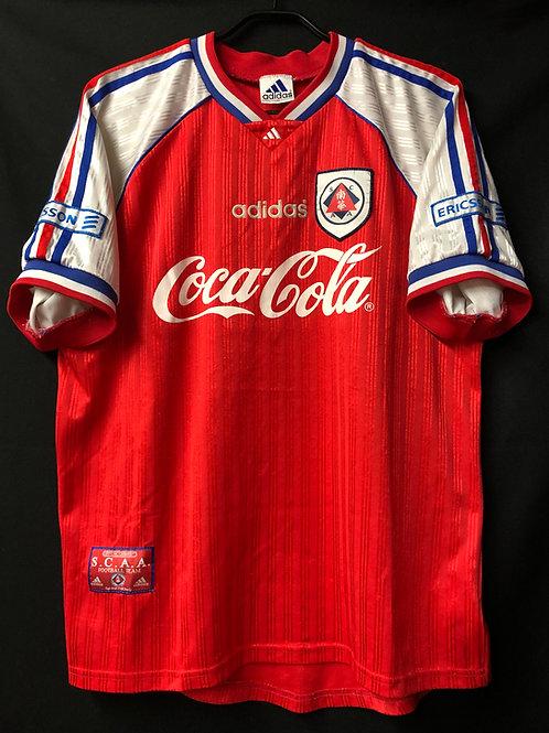 【1992/93】 / South China AA / Home