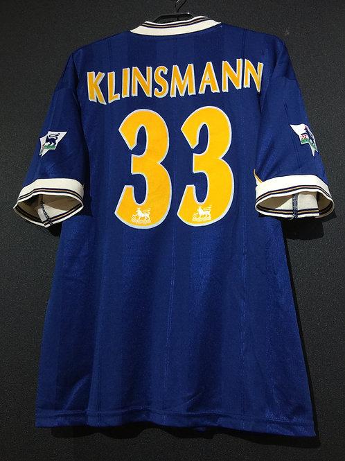 【1997/98】 / Tottenham Hotspur / Away / No.33 KLINSMANN
