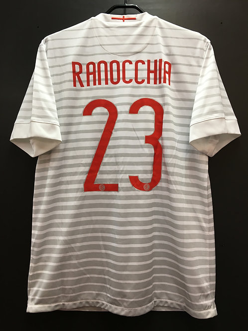 【2014/15】 / Inter Milan / Away / No.23 RANOCCHIA