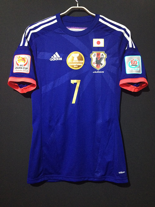 【2015】 / Japan / Home / No.7 ENDO / AFC Asian Cup / Authentic